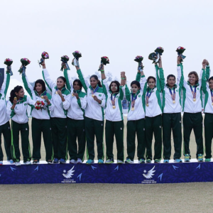 All smiles after winning gold medal in Asian Games 2014
